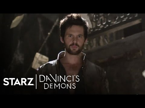 Da Vinci's Demons Season 1 (First Look)
