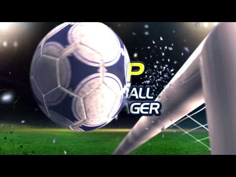 Vídeo do Top Football Manager - Futebol