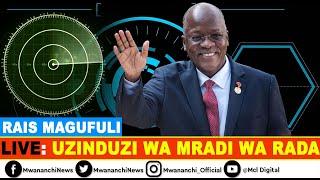 VIDEO: Magufuli amwagia sifa bosi TCAA, asema angekuwa na binti angemuozesha