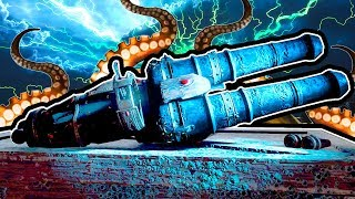GIANT KRAKEN EASTER EGG (HOW TO GET A FREE KRAKEN WONDER WEAPON ON VOYAGE OF DESPAIR)