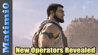 Year 5 Operators Revealed - Void Edge - Rainbow Six Siege