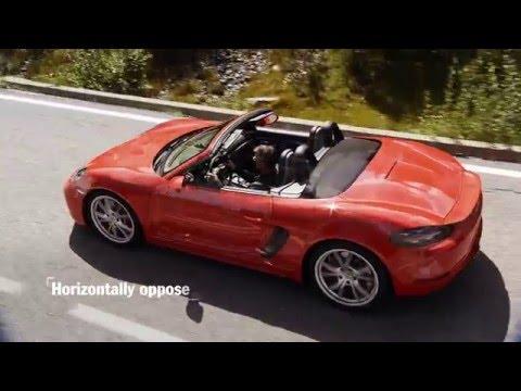 Porsche  718 Купе класса A - рекламное видео 1