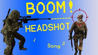 Boom Headshot Song Video Games