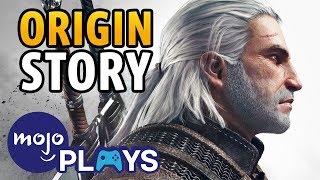 Origins of Geralt of Rivia - The Witcher