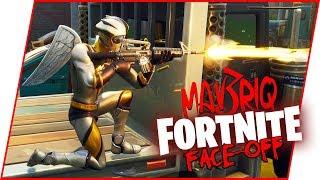 HIGH Drama & CONTROVERSIAL Fortnite Tournament! - Fortnite Face-Off #2