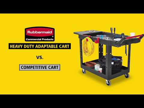 "Product video for [{""languageId"":6,""languageCode"":""en-AU"",""propertyValue"":""Heavy Duty Adaptable Utility Cart, Small, Black""}]"