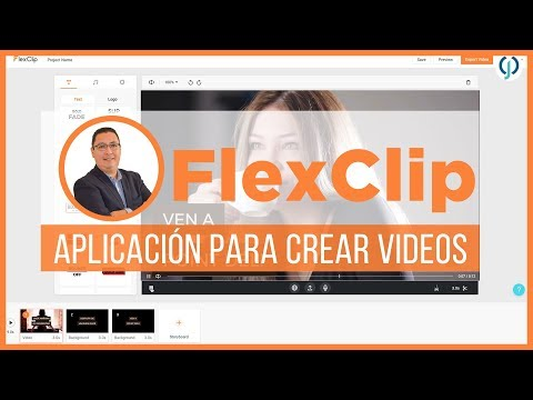 Flexclip | programa para crear videos en línea gratis | crea videos para Instagram o facebook