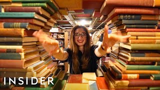 Massive Bookstore Sells Hundreds Of Rare And Expensive Books