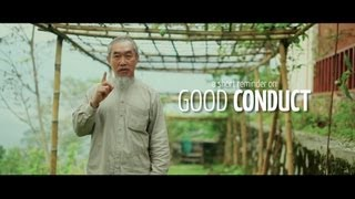 A Reminder on: Good Conduct