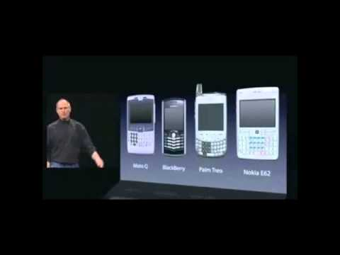 History of Apple and First iPhone - R.I.P. Steve Jobs
