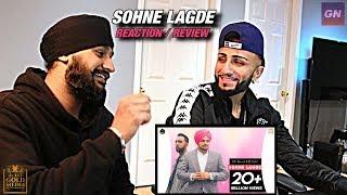Sohne Lagde | Sidhu Moose Wala ft The PropheC | 2019 REACTION / REVIEW