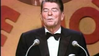 Ronald Reagan roast of Frank Sinatra