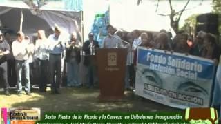 preview picture of video 'Cañuelas sexta fiesta de la picada y cerveza  Artesanal  en Uribelarrea  11 10 2014'
