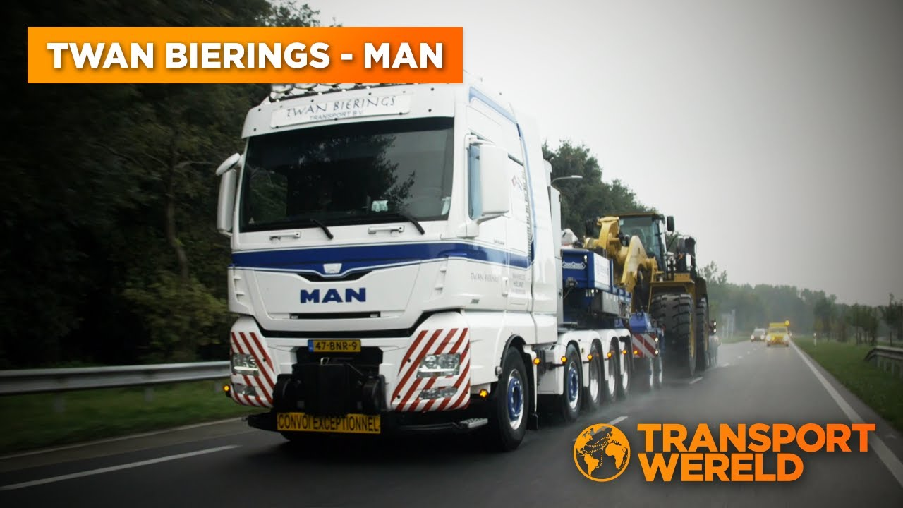 Twan Bierings Transport & MAN