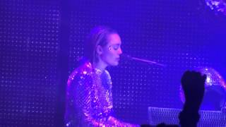 Miley Cyrus - Twinkle Song - Live at The Fillmore in Detroit, MI on 11-21-15