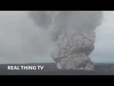 Hawaii volcano Kilauea BLOW eruption' imminent with NO evacuation notice
