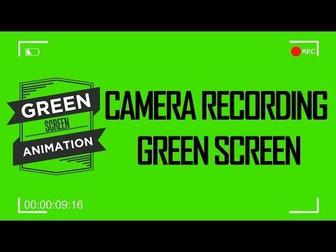 Recording Frame Green Screen - смотреть онлайн на Hah Life