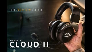 Hyper X Cloud II 7.1 Surround Sound Gaming Headset - REVIEW