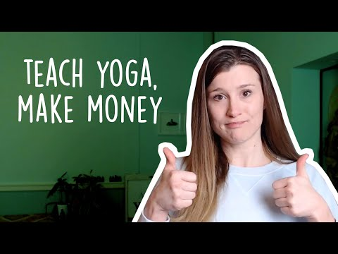 , title : 'Make MONEY teaching yoga online   10 ways to create more income