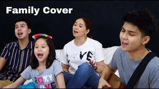 Batang Bata Ka Pa Cover with my Family