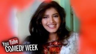 Govinda  Blouse Bana Hankerchief  Aag 1994  Comedy Week Exclusive