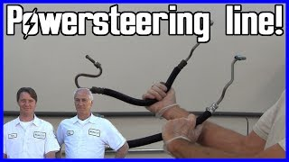 How to Replace Power Steering Pump Hose