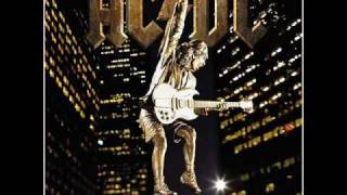 #4 Hold Me Back - AC/DC
