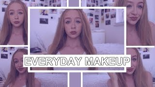 Everyday Makeup Routine! ♥ 2015