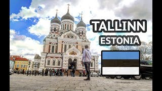 TALLINN ESTONIA 🇪🇪 - Visiting in the Spring/Summer