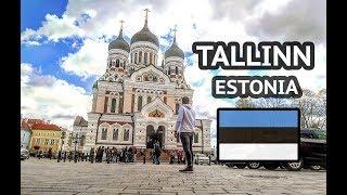 TALLINN ESTONIA 🇪🇪 - Visiting in the Spring/Summer