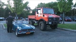 Вот он, Самый ДИКИЙ Mercedes-Benz