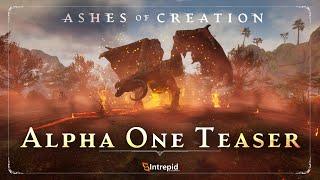 Alpha One Teaser Trailer