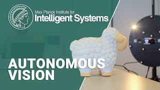"""Autonomous Vision"" Max Planck research group lead by Prof. Dr. Andreas Geiger"