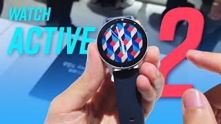 Trên Tay Galaxy Watch Active 2: đoán Xem Bao Tiền?