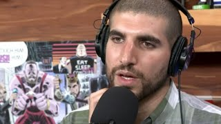 Ariel Helwani explains why he got kicked out of UFC 199