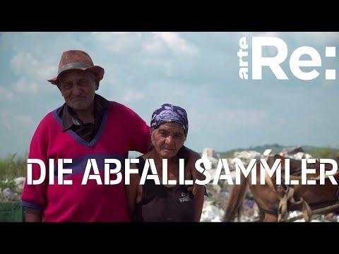 Leben vom Müll der Anderen – Die Abfallsammler von Rumänien.GERMAN DOKU