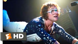 Rocketman (2019) - Crocodile Rock Scene (2/10)   Movieclips
