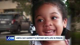Mother And Her Boyfriend Sentenced To Life In Prison For Killing 4 Year Old Aniya Day Garrett