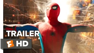 Spider-Man Homecoming Trailer!