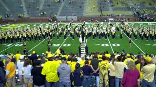 Michigan Marching Band - Bandstand Boogie
