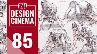 Design Cinema - EP 85 - Mythological Creatures