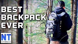 My backpack the 5.11 all hazards nitro for EDC hiking camping exploring