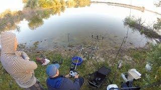 Ставка на рыбалку