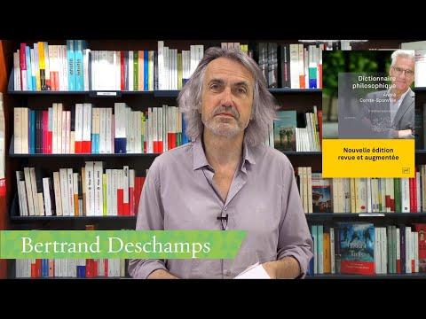 Vidéo de André Comte-Sponville