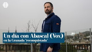 Un Día Con Santiago Abascal (Vox) En La Granada 'reconquistada'