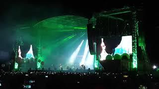 Imagine Dragons live concert Firenze 2019