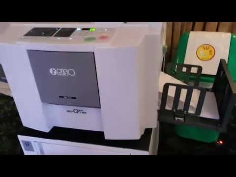 Riso Digital Duplicators CV 1200 Machine