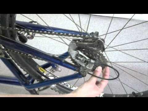Comprobación del estado y funcionamiento de una mountain bike de segunda mano