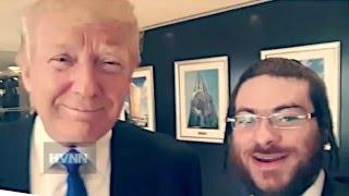 Orthodox Jews on Donald Trump