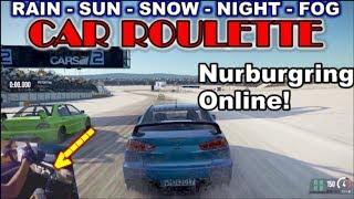 Project CARS 2   Car Roulette!